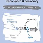 Company-wide Agility with Beyond Budgeting, Open Space & Sociocracy: Survive & Thrive on Disruption Book Cover
