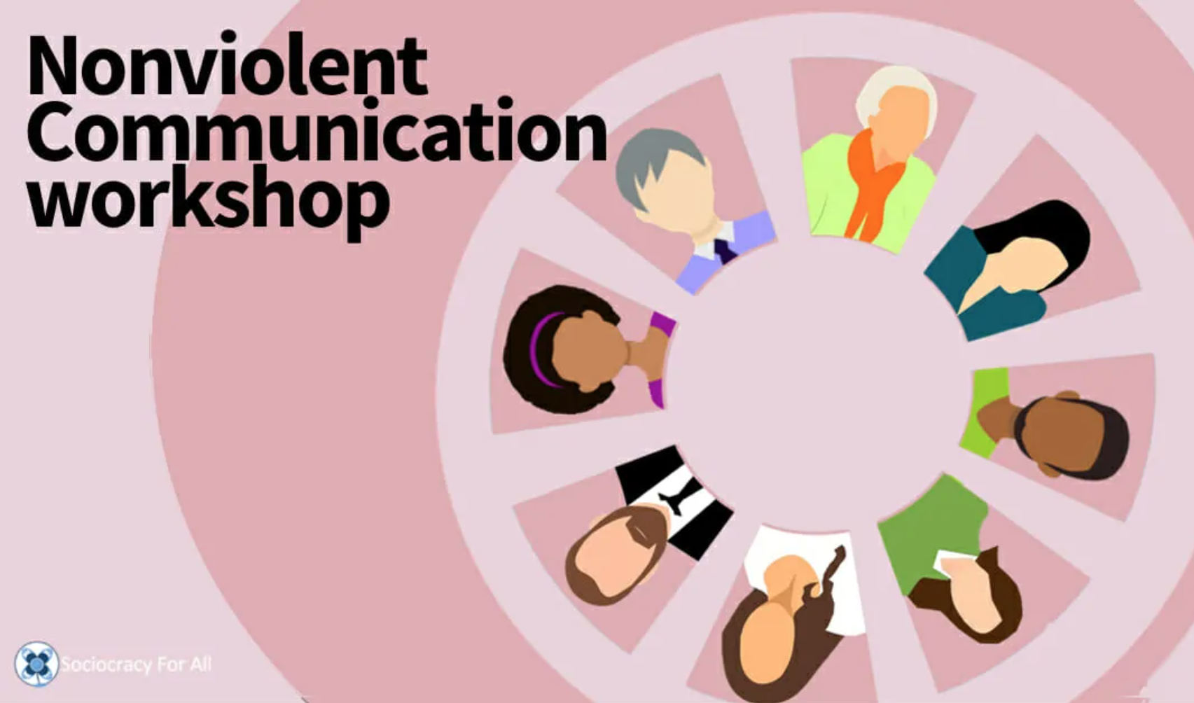 Nonviolent Communication Introduction, an offering through a sister organization
